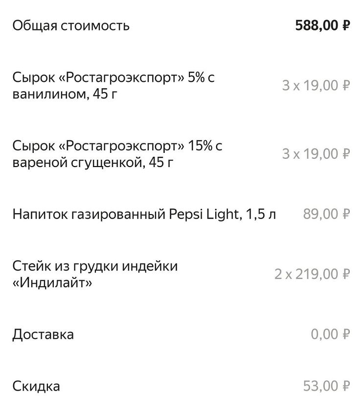 Обожаю «Яндекс-лавку» за скорость доставки