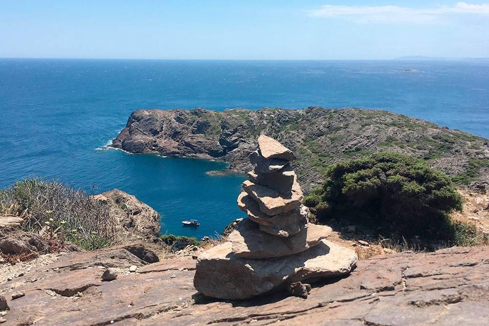 Самая восточная точка Испании — мыс Кап-де-Креус