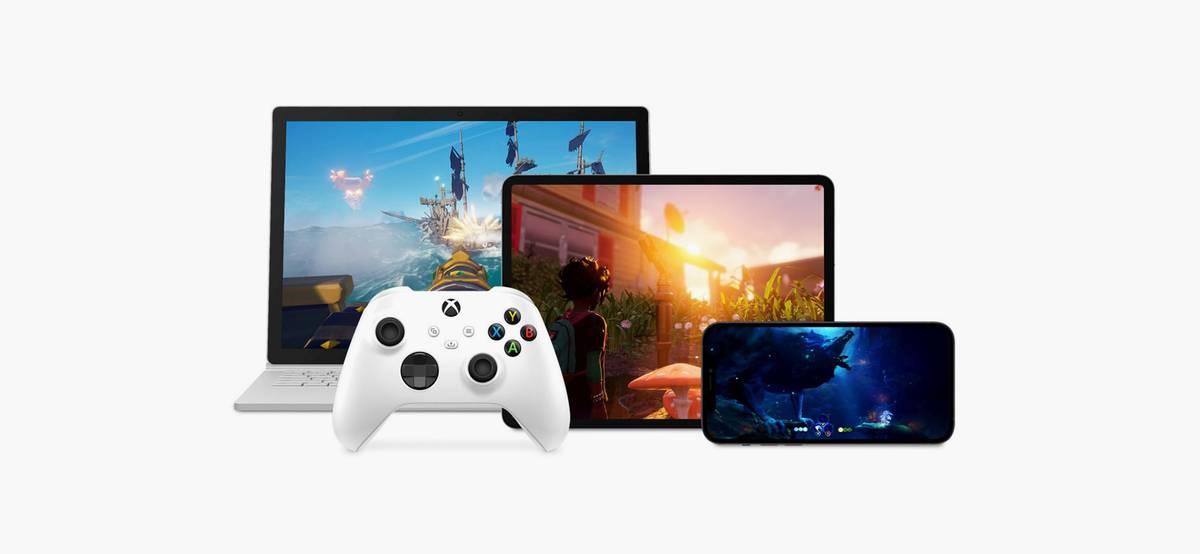 Облачный гейминг от Xbox заработал на всех платформах, включая компьютеры, Айфоны и Айпады