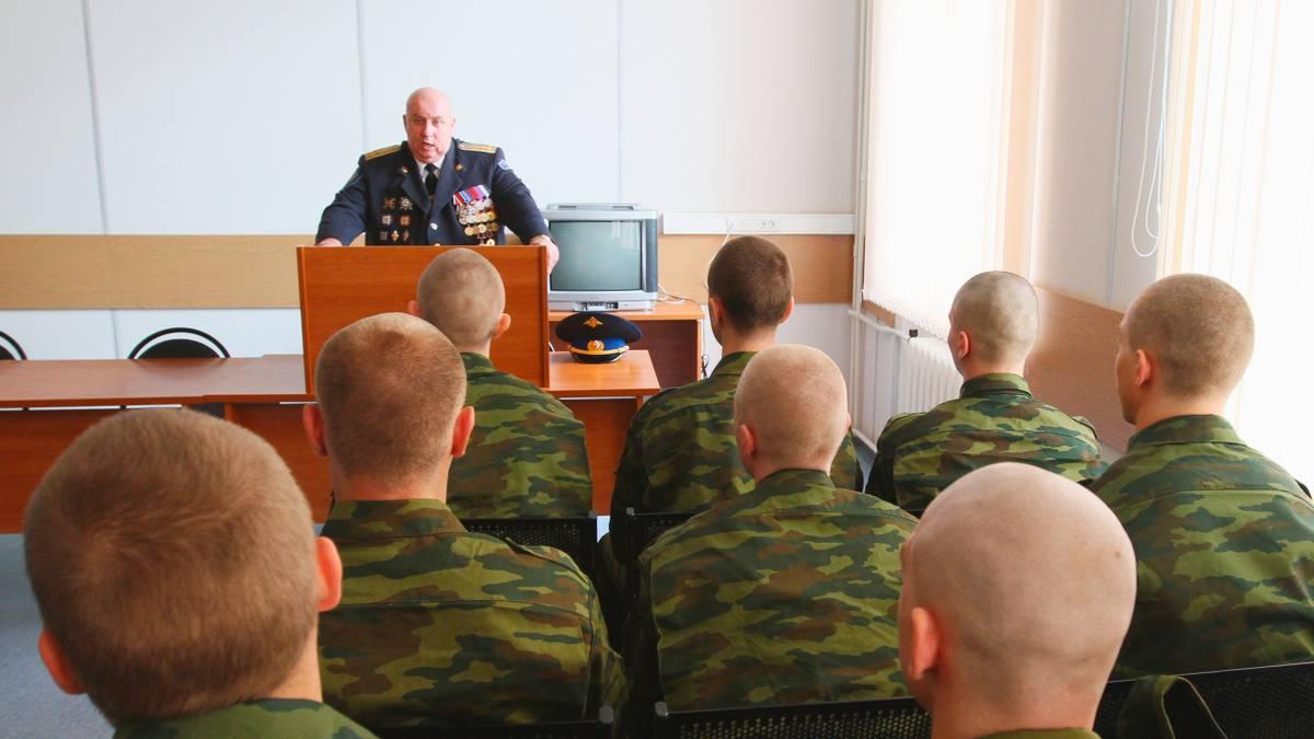 Права во время срочной службы в армии