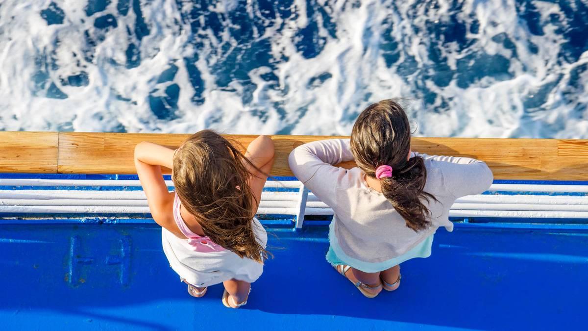 Как я ездила с детьми в круиз по Италии