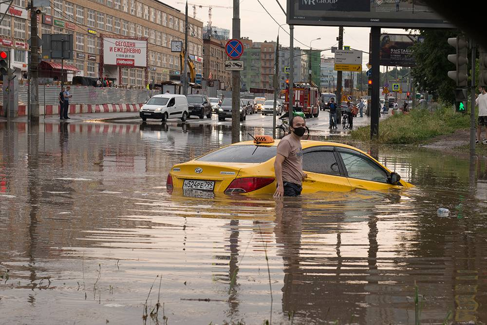 28 июня 2021года, Москва. Источник: Edward Nemtcov / Shutterstock