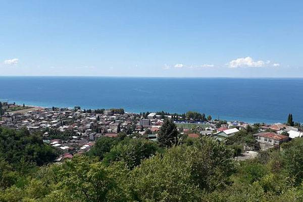 Фото из отпуска. Это Абхазия