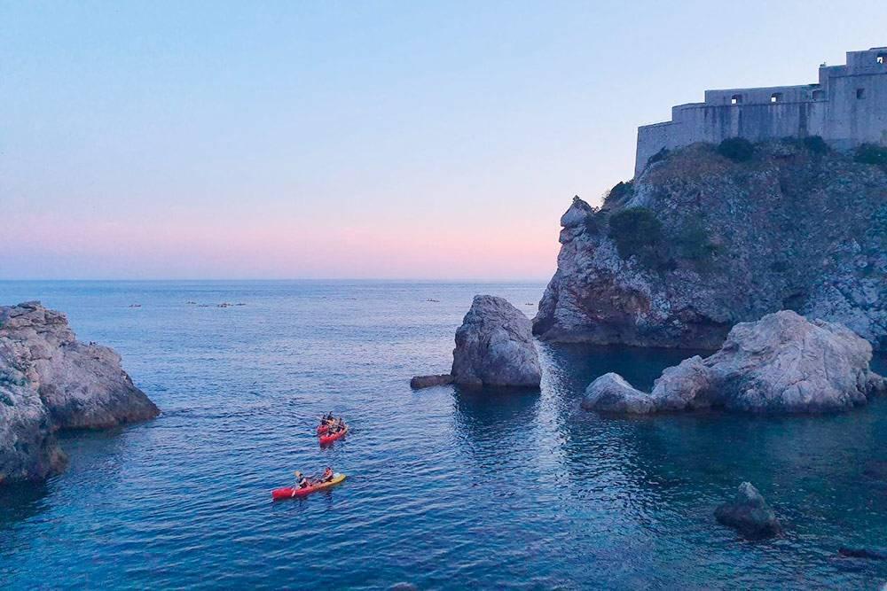 После выхода «Игры престолов» в Дубровник хлынули толпы фанатов сериала, чтобы увидеть крепость Ловриенац и другие места съемок