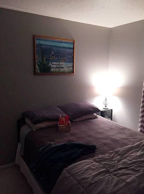 Моя спальня у хост-семьи