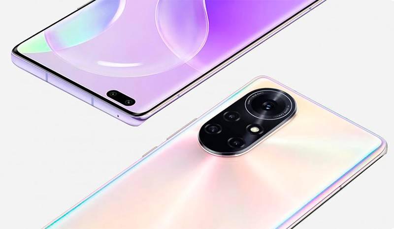 Так выглядит Huawei Nova 9 Pro. Источник: Huawei