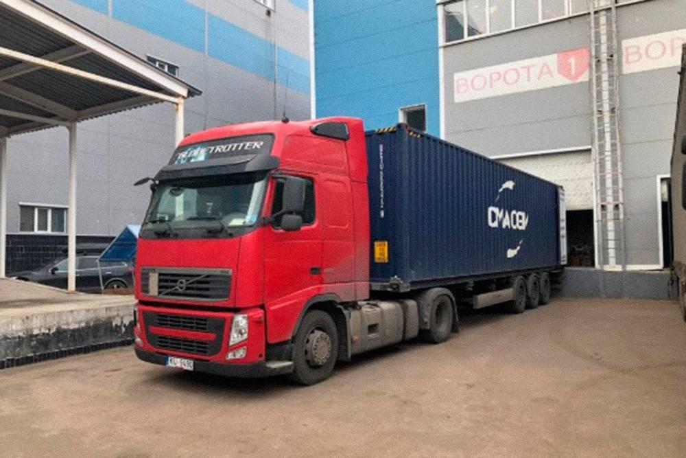 Суперфуды везут на контейнеровозах из Латинской Америки в Ригу, оттуда — фурами в Россию