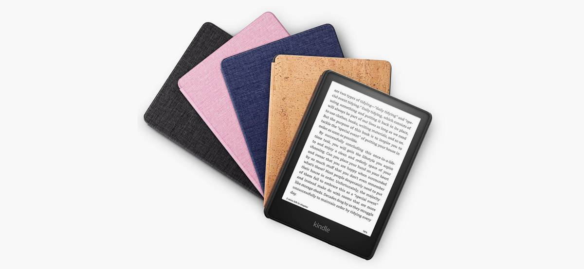 Amazon представила пятое поколение электронных книг Kindle Paperwhite