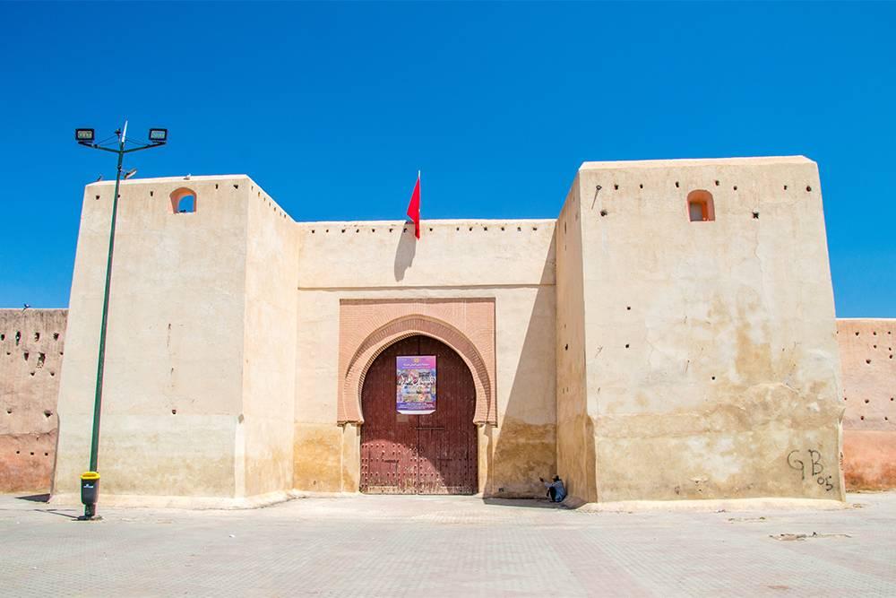 Баб Дуккала возвели в 1126году и с тех пор практически не перестраивали. Источник: Robson90 / Shutterstock
