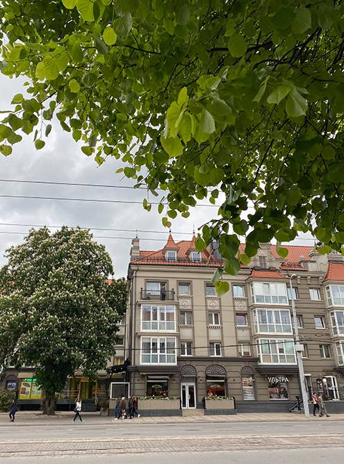В столице региона можно спокойно провести два дня, осматривая достопримечательности