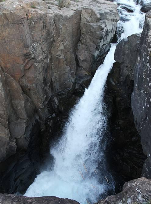 Водопады Путорана