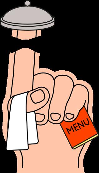 Мнение: официант не обязан выполнять все прихоти гостей за свою скромную зарплату