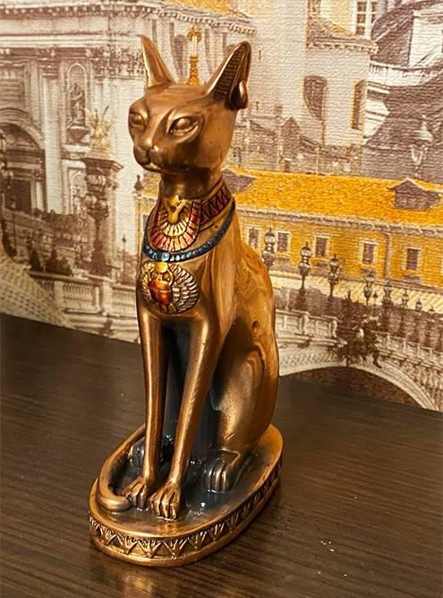 Египетская кошка на память