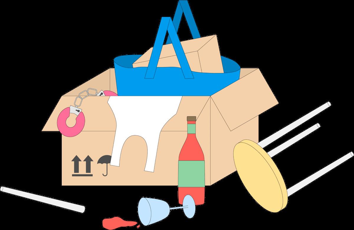 «Случайно упаковали кошку в коробку»: что может пойти не так во время переезда