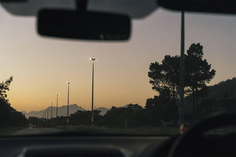 Дороги в ЮАР классные