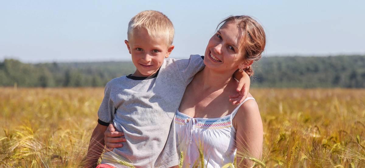 Как заполнить заявление дляежемесячного пособия на детей от 8 до 17 лет