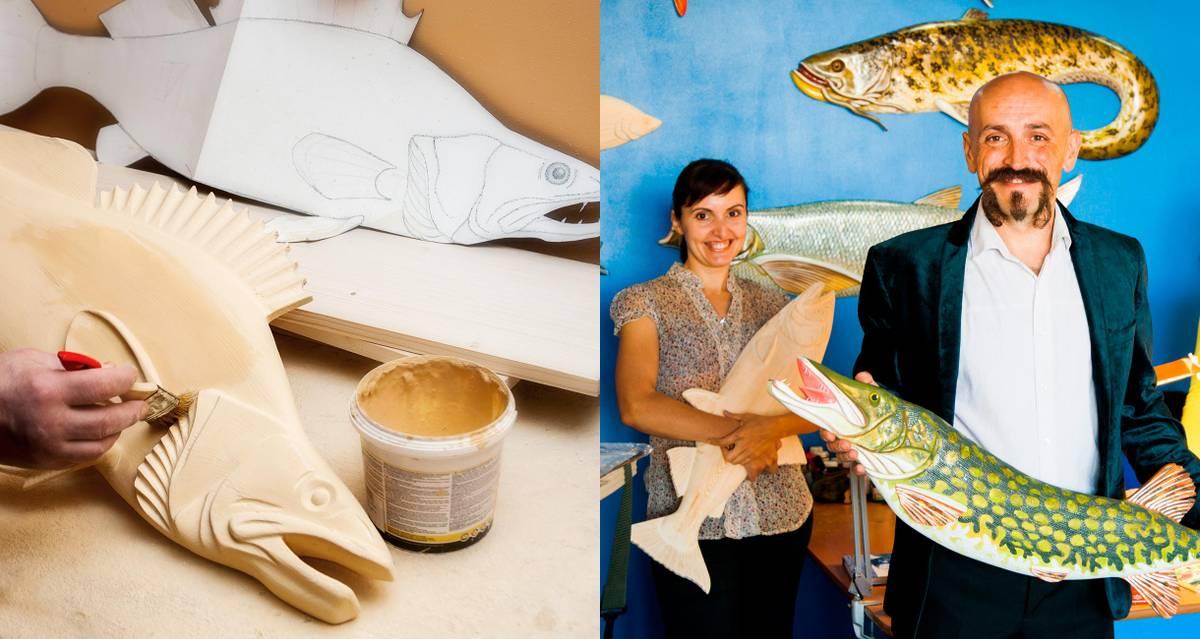 Как открыть частный музей и зарабатывать на рыбах