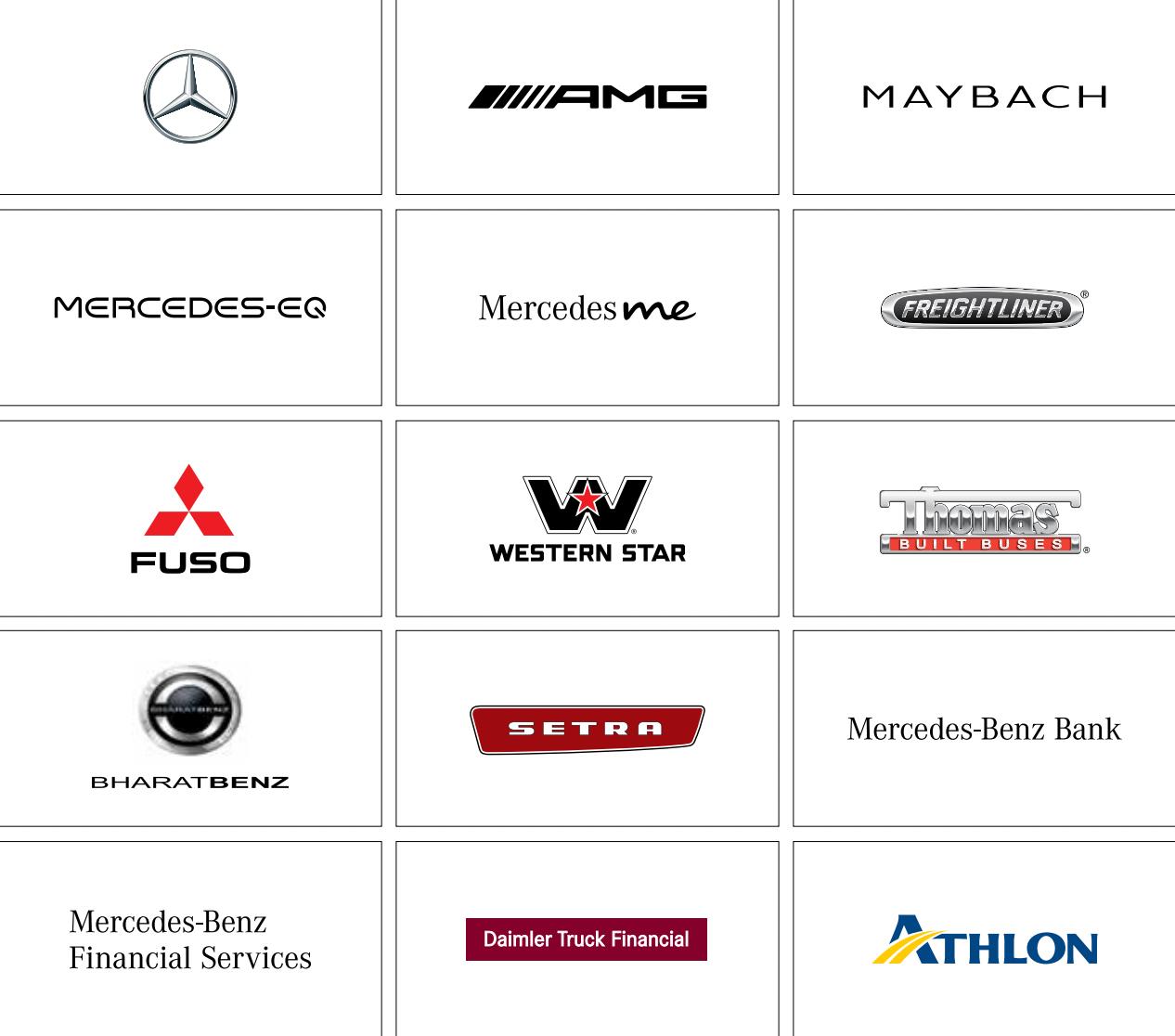 Обзор Daimler: Мерседесы, Майбахи и грузовики