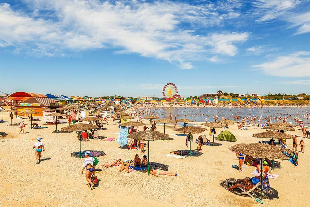 Пляж в Соль-Илецке. Источник: Tramp57/ Shutterstock