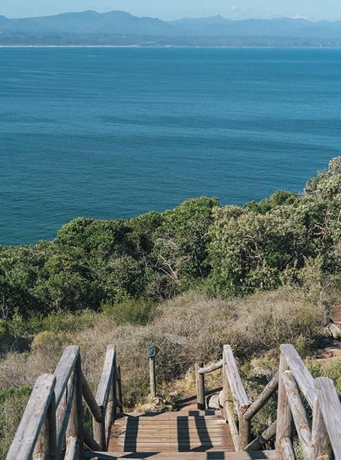 Мне понравилось гулять с видом на Атлантику