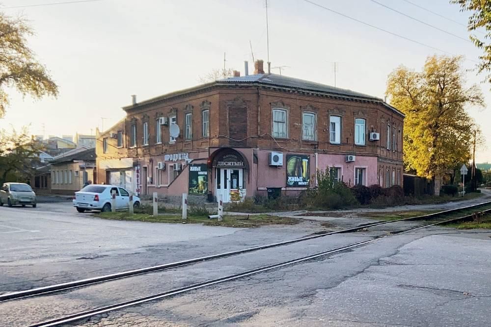 Старая усадьба на Касперовке. Кому принадлежала до революции — неизвестно