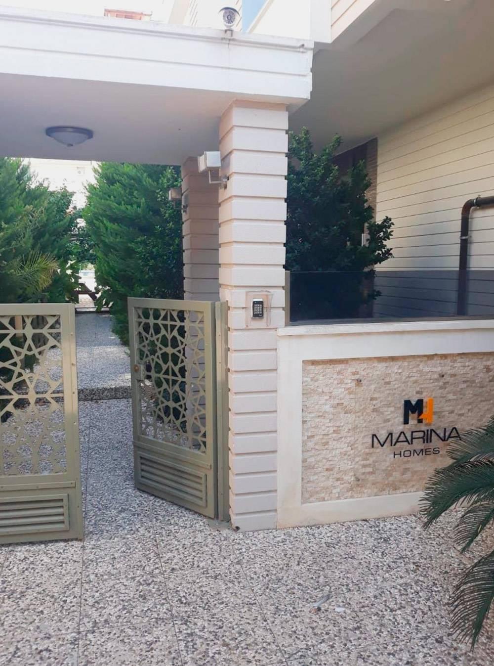 Ворота во двор моего дома