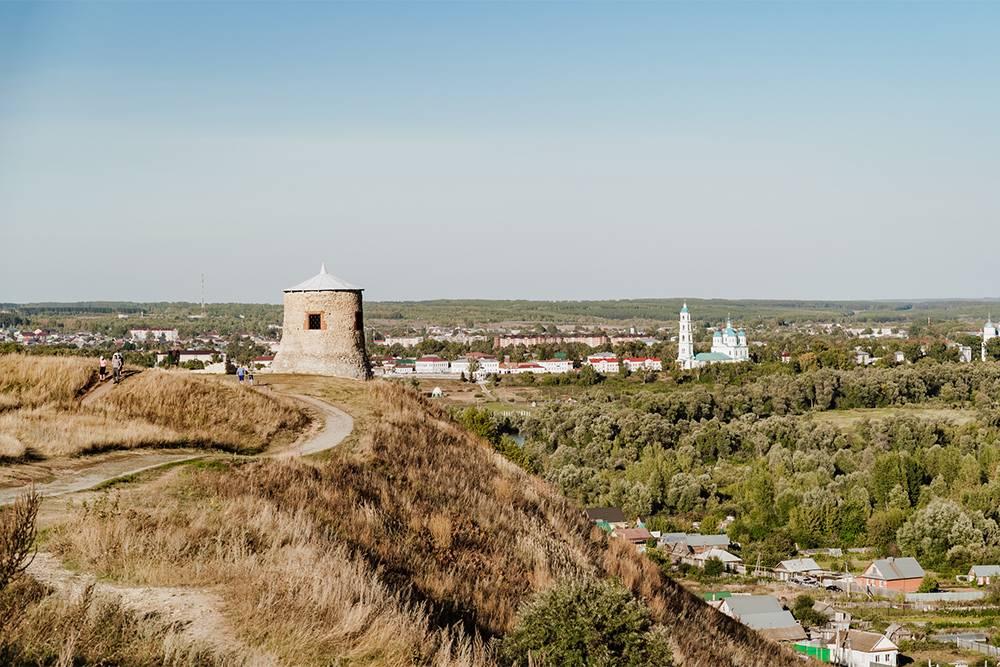 Елабуга — еще один привлекательный длятуристов город в регионе. Источник: Анастасия Губинская