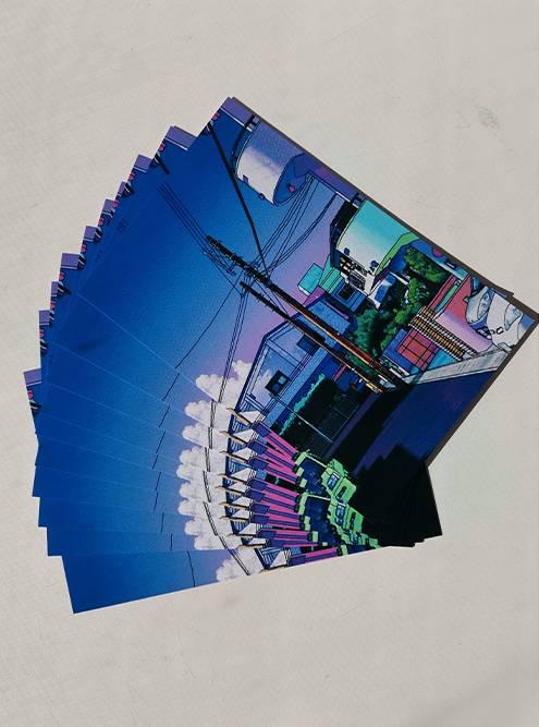 Несмотря на то что принтер печатал очень медленно, цвета были яркими икрасочными. Особенно хорошо выглядели фотографии наглянцевой бумаге