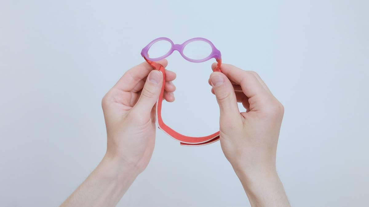 Как подобрать очки длямладенца