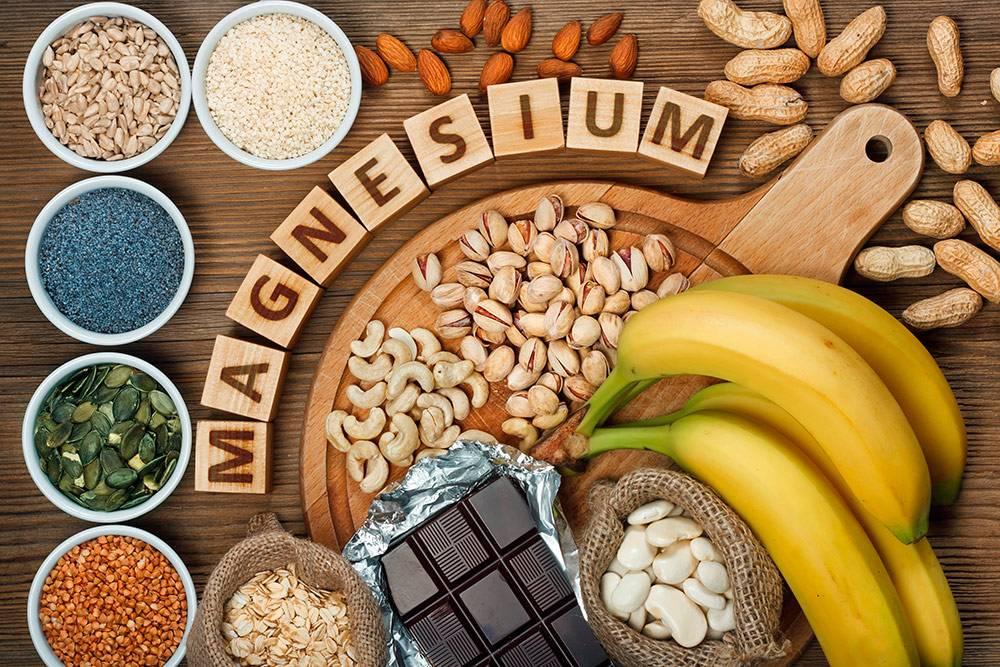 Если вылюбите орехи ибананы, дефицита магния увас наверняка нет. Источник: Evan Lorne / Shutterstock