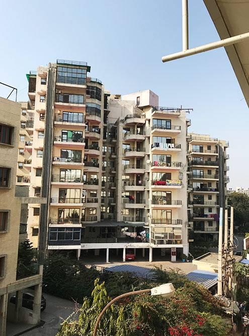 По рассказам местных жителей, владеть недвижимостью в Гургаоне очень престижно
