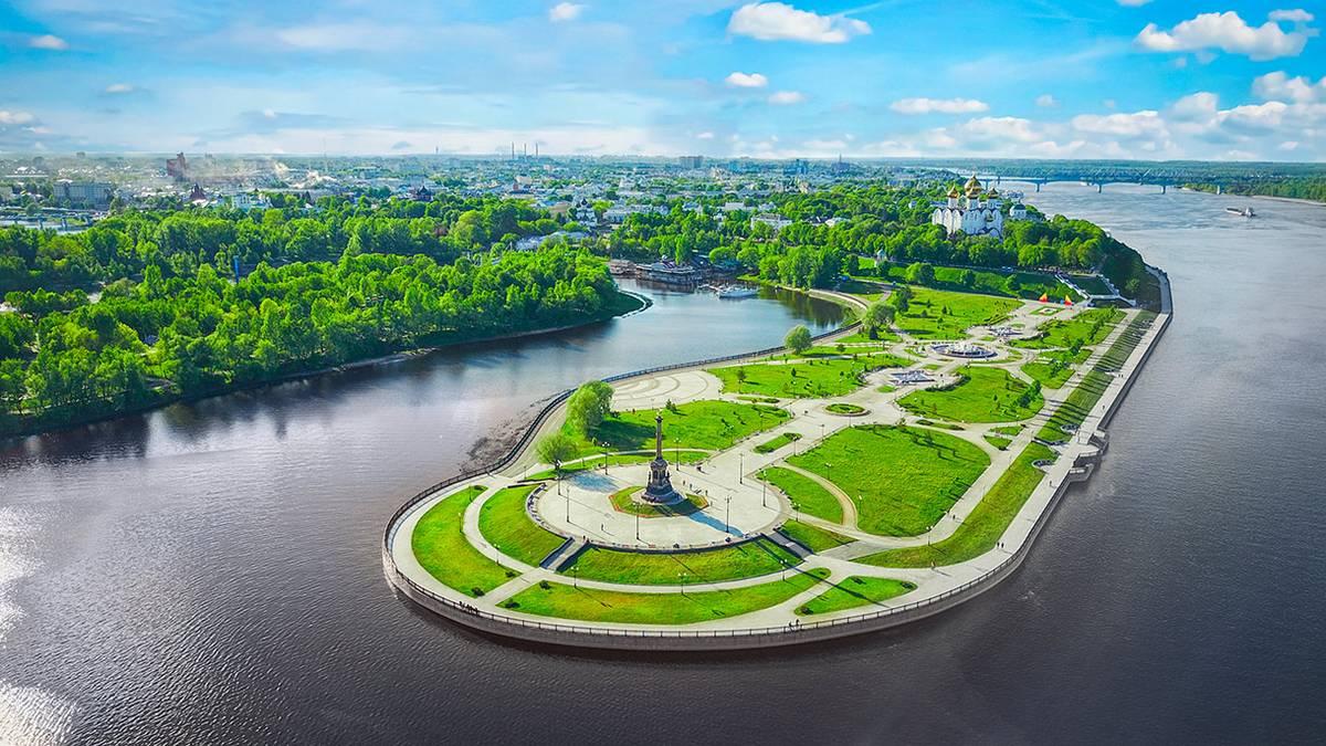 Что посмотреть в Ярославле за один день