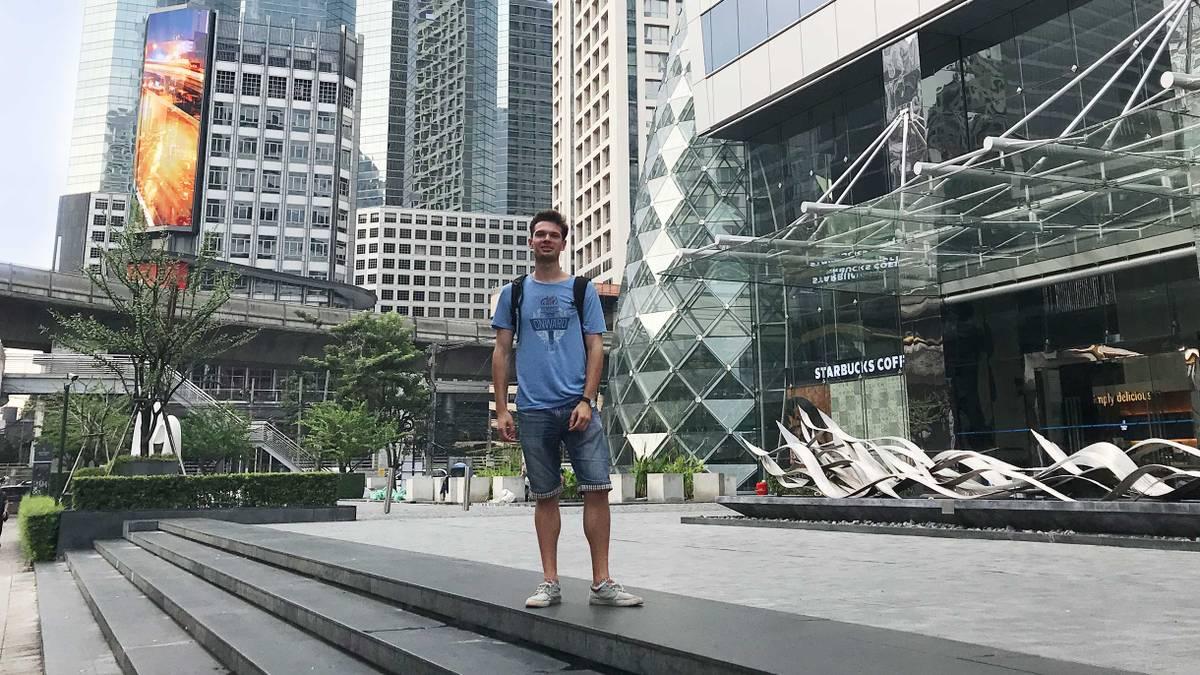 Жизнь в Бангкоке