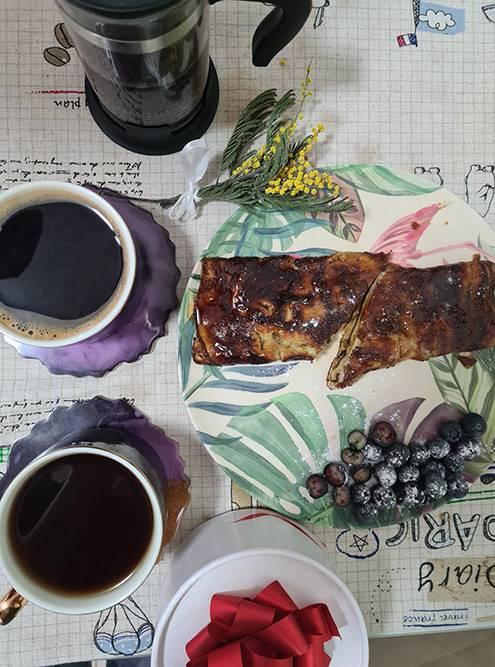 Праздничный завтрак