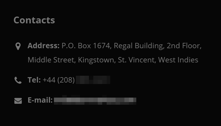 Аеще позаявленному компанией адресу раньше былзарегистрирован форекс-проект FinCort. Сейчас онужепрекратил свою деятельность, а домен продается