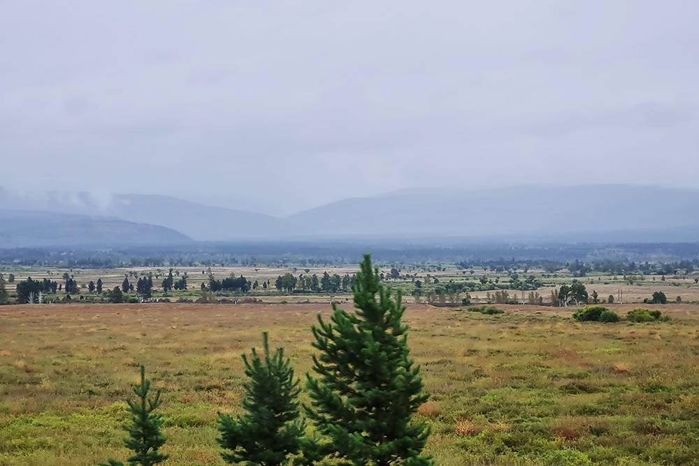 Забайкальский край чем-то похож на Хакасию, но красив по-своему, пейзажи тут более суровы
