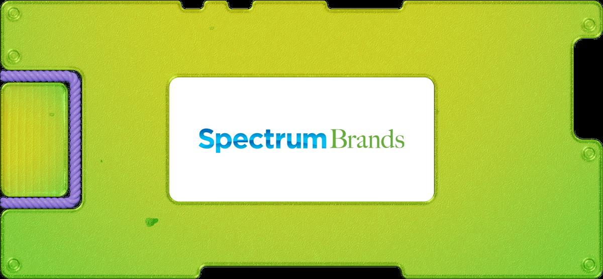 Инвестидея: Spectrum Brands, потомучто бытовая техника