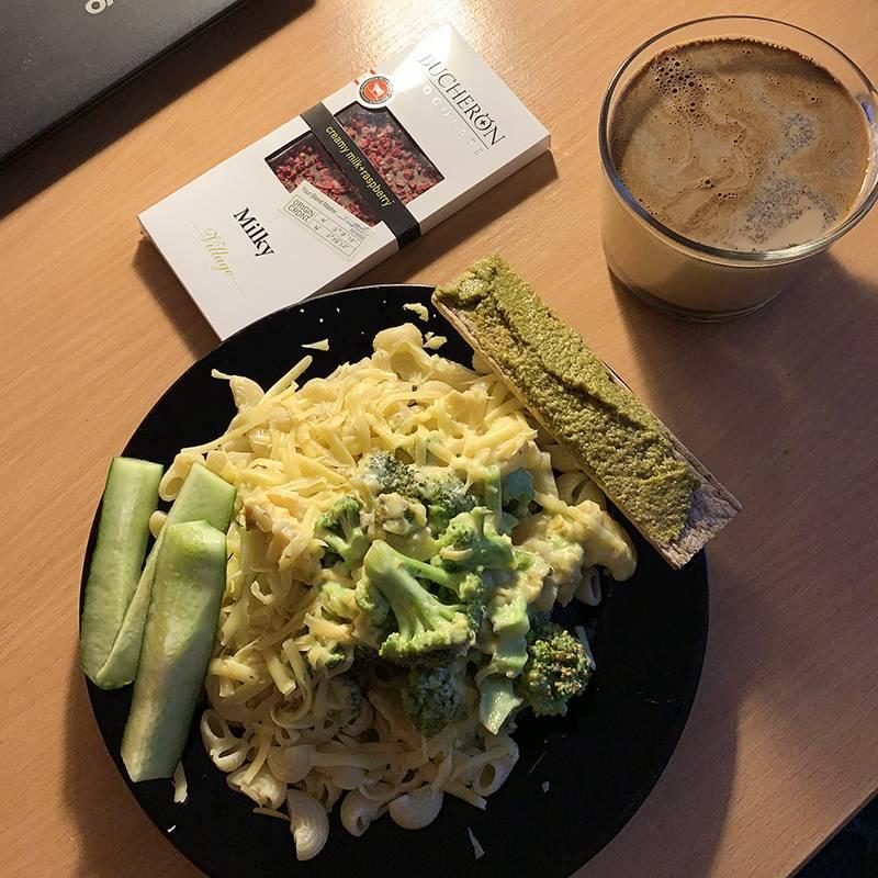 Мой ужин