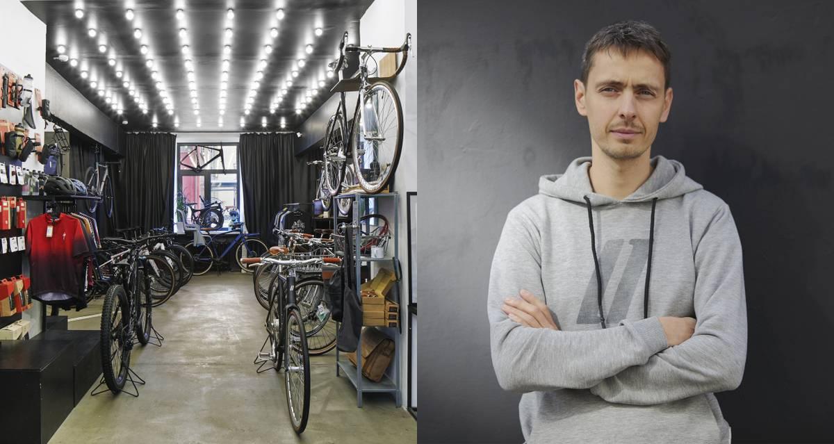 Бизнес: от продажи велосипедов на «Авито» до своего магазина в Москве