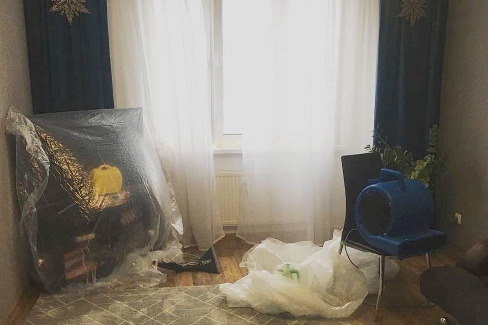А так — мебель