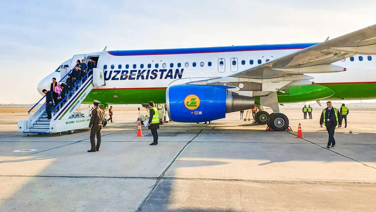 Правила въезда в Узбекистан дляроссиян в 2021году