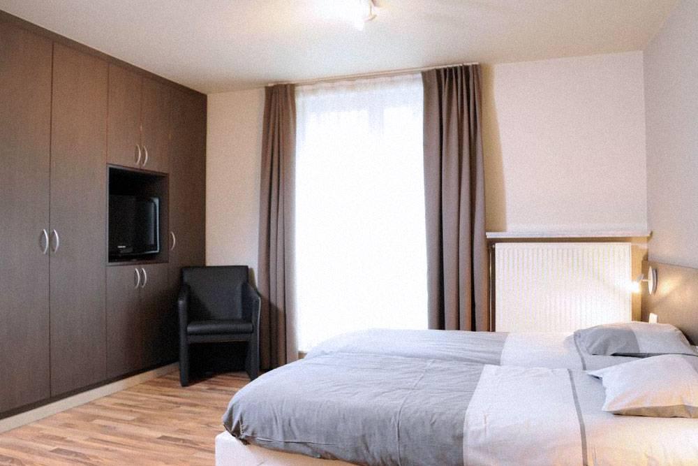 Отель в Брюгге был уютным и скромным. Фото: «Букинг»