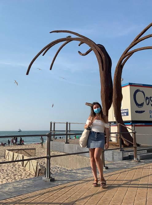 В Остенде есть вся курортная инфраструктура: отели, красивая набережная и широкие песчаные пляжи