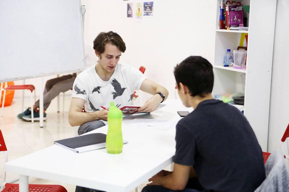 Перед началом занятий в «Развитии» проводят бесплатное тестирование для каждого ученика, чтобы подобрать ему подходящую группу