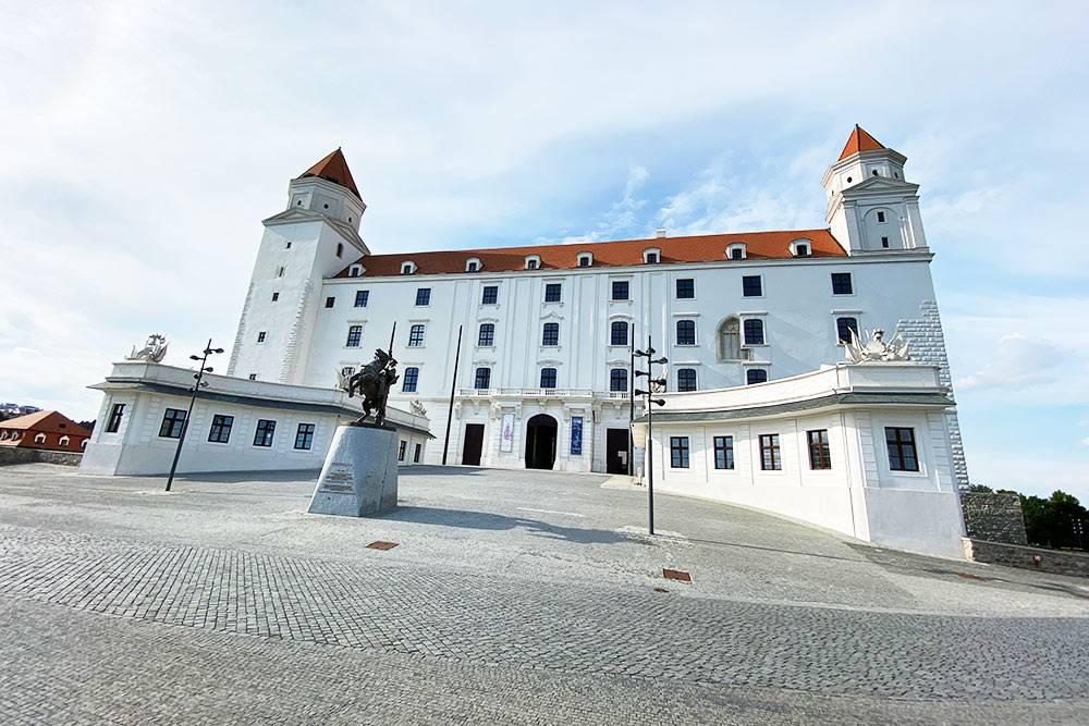 Братиславская крепость