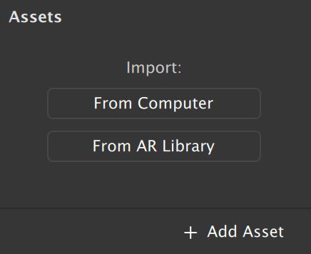 Нажмите кнопку From Computer, чтобы добавить картинку из папки. Еще картинку и любой другой файл можно просто перетащить из папки на эту область