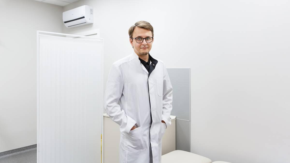 15 важных вопросов гастроэнтерологу Алексею Головенко