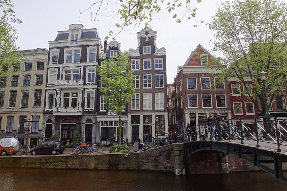 Амстердам навсегда запал в мое сердце, хочу еще поехать