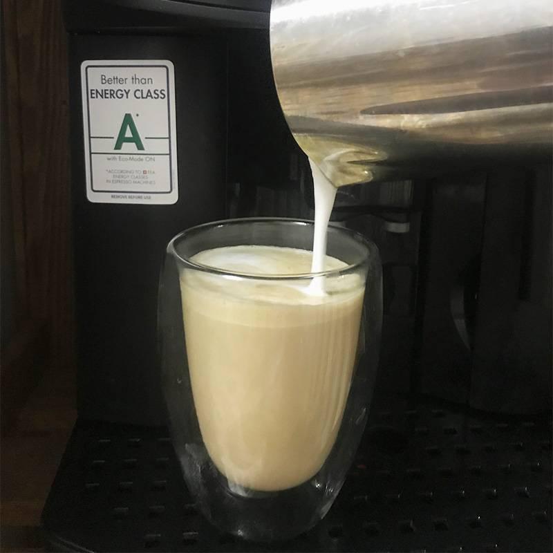Новый стакан на вкус кофе не повлиял