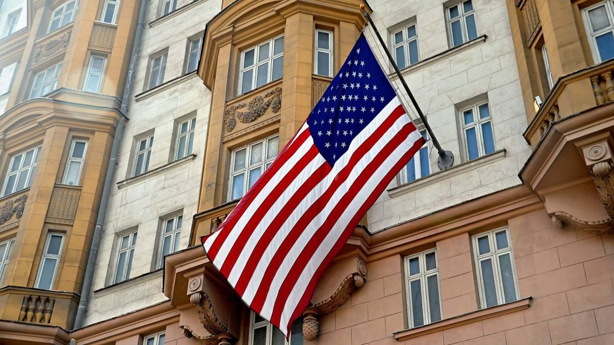 Посольство США прекращает выдачу неиммиграционных виз россиянам